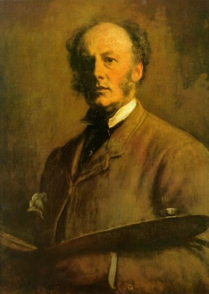 Millais Self-Portrait