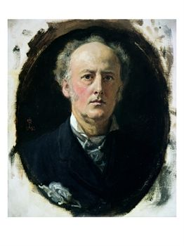 Millais Self-Portrait 1883