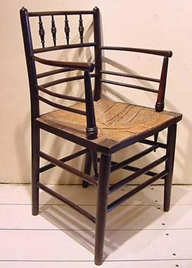 Morris_Sussex_Chair_1865-1910