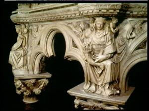 Nicola_Pisa_pulpit_Charity