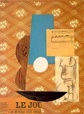 Picasso_Guitar_Sheet_Music_and_Wine_Glass_1912