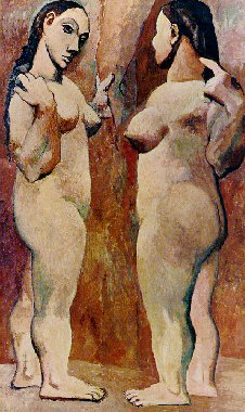 Picasso_Two_Nudes_1905