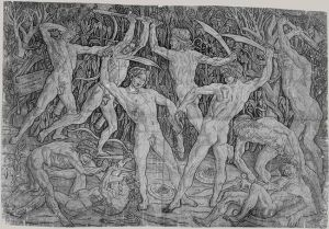 Pollaiuolo_Battle_of_Naked_Men_1465