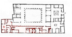 Pompeii_House_of_the_Labyrinth_floor_plan
