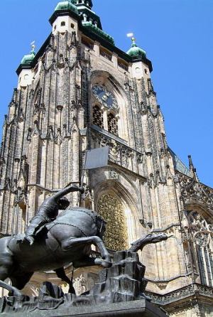 Prague_St_George_and_the_Dragon