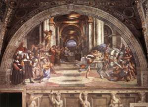 Raphael_The_Expulsion_of_Heliodorus