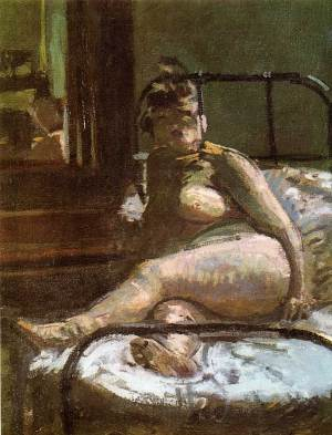 Sickert La Hollandaise 1905
