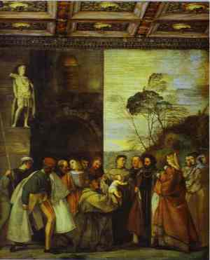 Titian_The_Miracle_of_the_Newborn_Child_1511