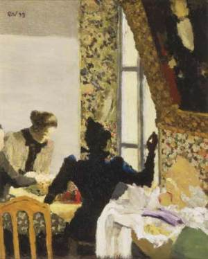 Vuillard_The_Stitch_1893