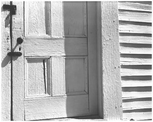 Weston_Church_Door_1940