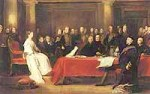 Wilkie_Queen_Victoria_Presiding_at_her_first_Privy_Council_1837