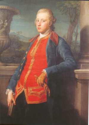 Batoni, William Cavendish, 5th Duke of Devonshire