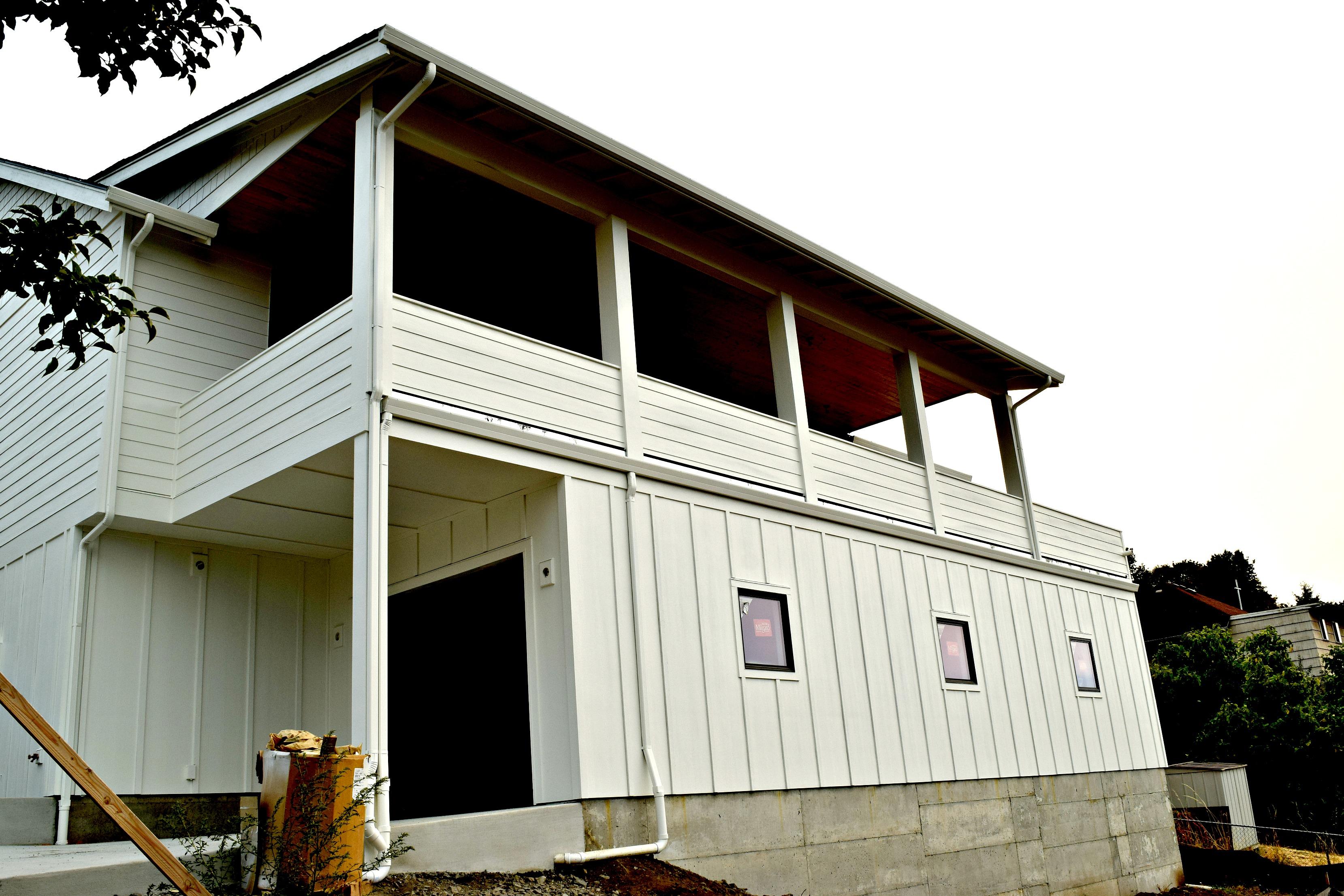 Custom Home - Kalama, Washington - Clark County