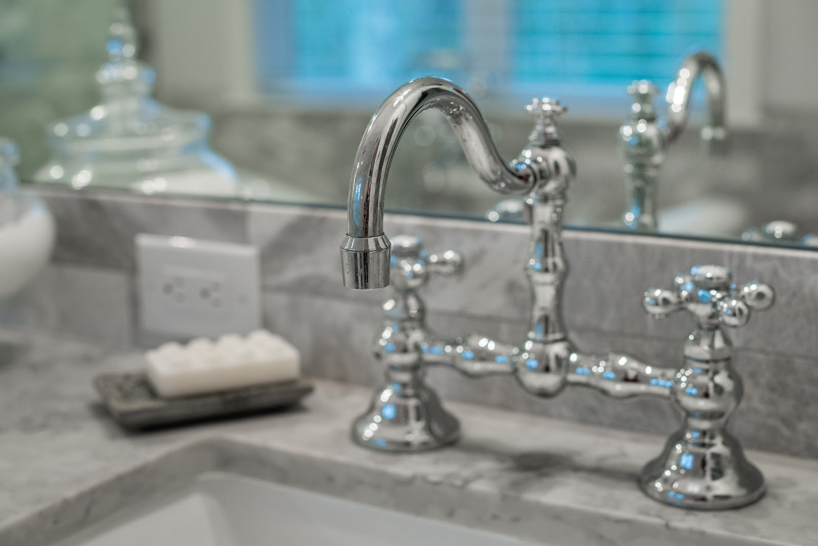Washougal, WA - Shaffer, Inc. Custom Built Home - Luxury Bathroom