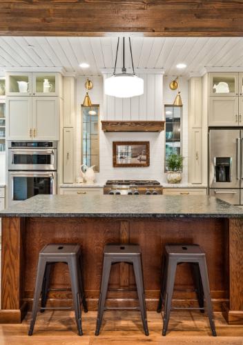 Shaffer Inc. Modern Country Custom Home 4