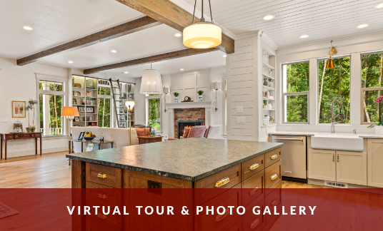 Shaffer Inc. Custom Homes Modern Country Virtual Tour & Photo Gallery