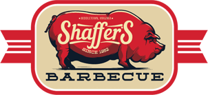 Shaffers BBQ Logo