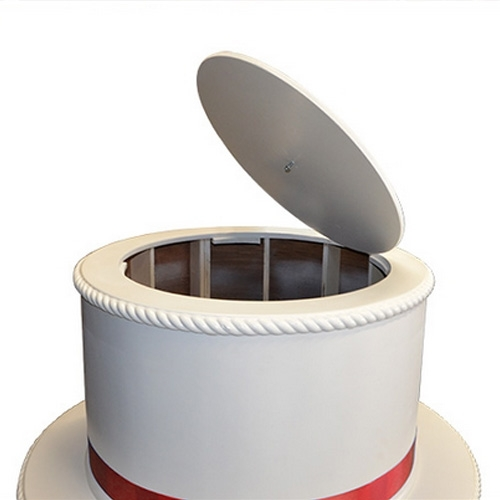 Giant Pop Out Cake