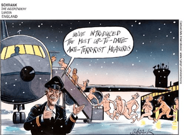 New Airport Security