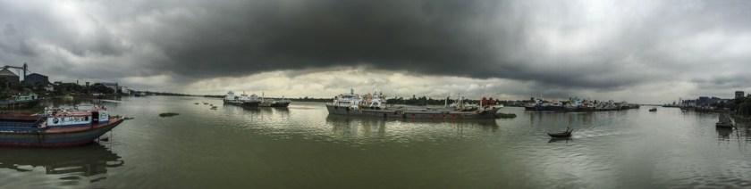 Dhaka muslin's famous cotton grew along the banks of the river Sitalakhya river two centuries ago. Photo: Shahidul Alam/Drik/Majority World