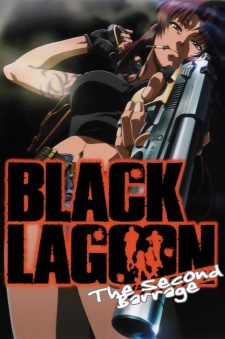 Black Lagoon 2nd Season