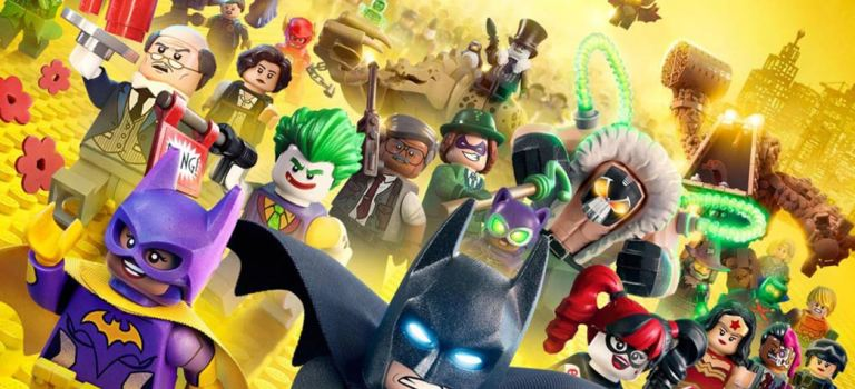The LEGO Batman Movie 2017 مترجم