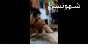 کلیپ ساک زدن دختر خفن ایرانی