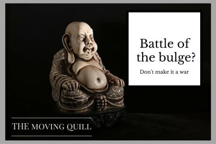 Battle of the bulge, Shailaja, Moving Quill