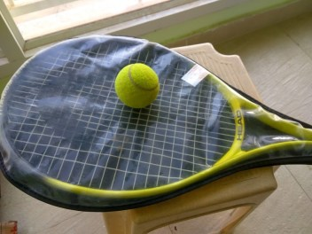 Tryst with tennis