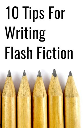 Tips for writing flash fiction