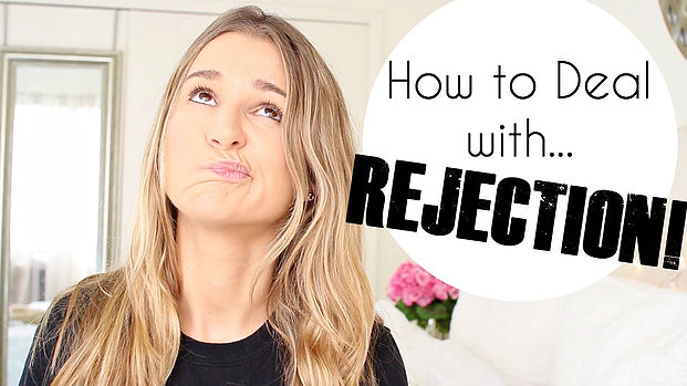 How to Deal With Rejection + Disappointment