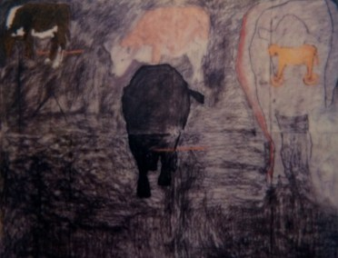 Artist/Warrior/Judge (Field Cows) (Age 19)