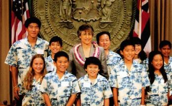 JAPAN-AMERICA SOCIETY OF HAWAII