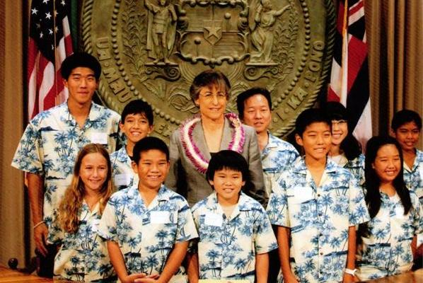 JAPAN-AMERICA SOCIETY OF HAWAII