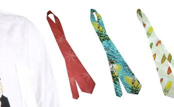 HOW TO WEAR A HAWAIIAN NECKTIE?