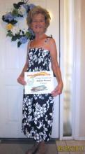 MARCH - HAWAIIAN CLOTHING GIVEAWAY WINNER