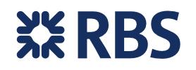 Royal Bank of Scotland Advertising