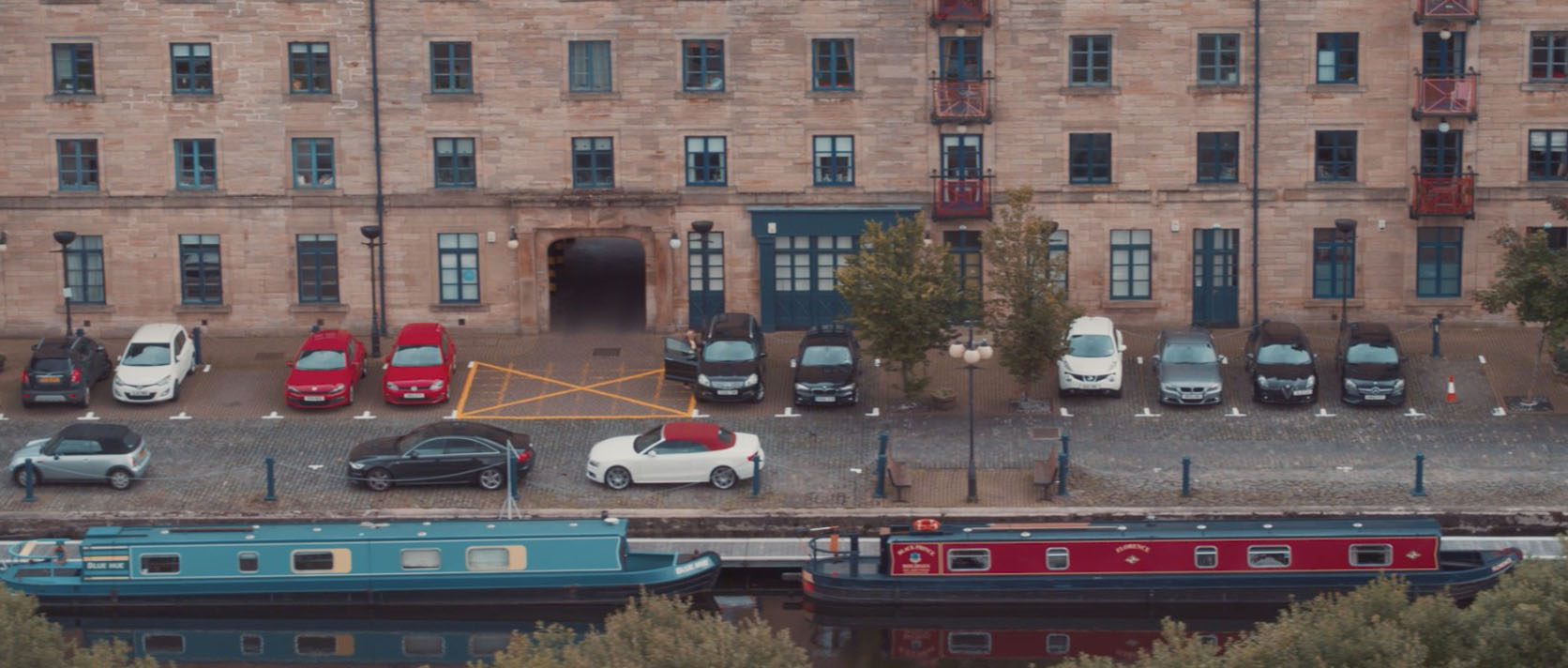 Glasgow Canal Project - Spiers Wharf Video