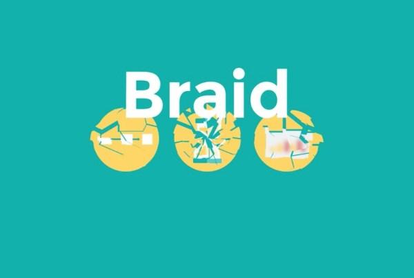 Braid Motion Graphics Animattion Financial Sector