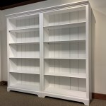 Shaker Bookcases Home Library Entertainment Systems Shaker Shoppe