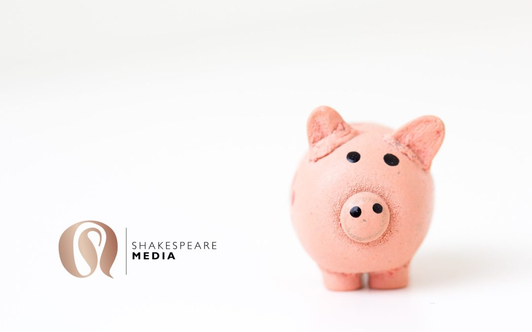 Shakespeare Media Gold Pig marketing