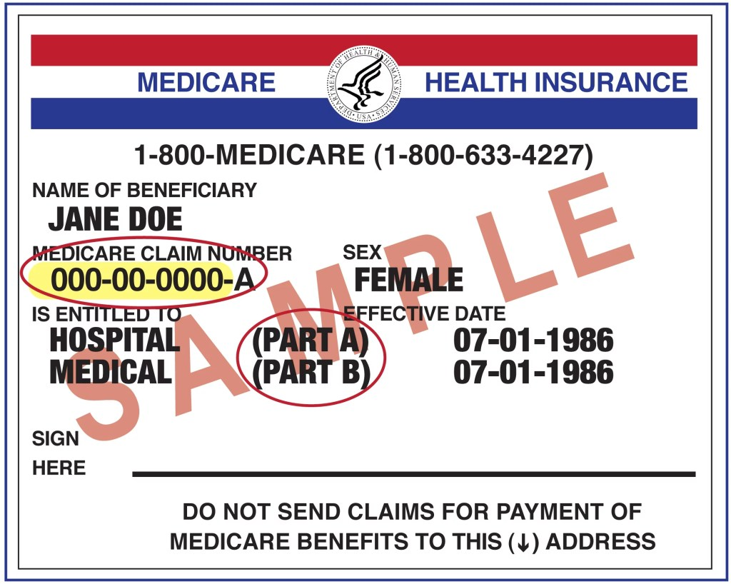 Medicare Enrollment    What's so hard about that?