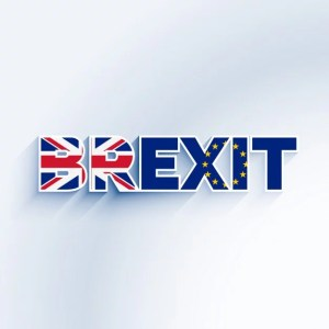Brexit Text Graphic