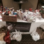 Food Pantry Table
