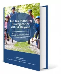 Tax Planning Strategies 2017 ebook