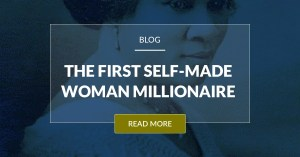 First Self Made Woman Millionaire