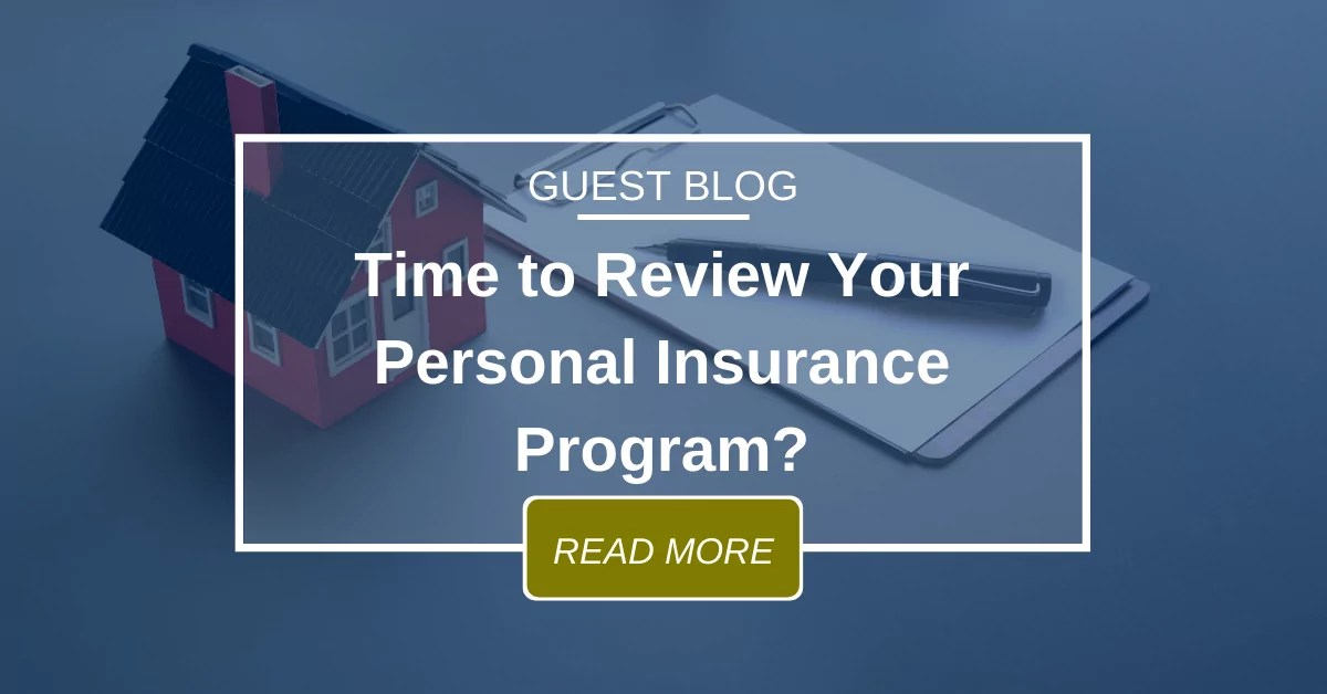 Review Your Personal Insurance Program