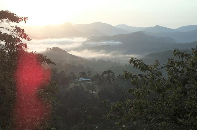 Uria Village, PNG
