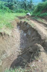 Tiap Road Ruts