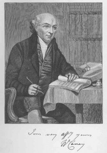 "William Carey, the ""Father of Modern Missions"""